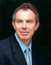 Tony Blair, the Prime Minister
