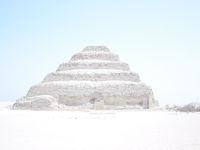 The Step Pyramid of Djozer